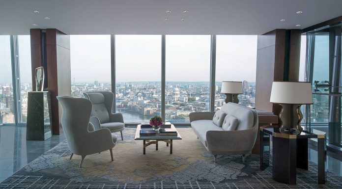 The Shangri-La Hotel At The Shard London