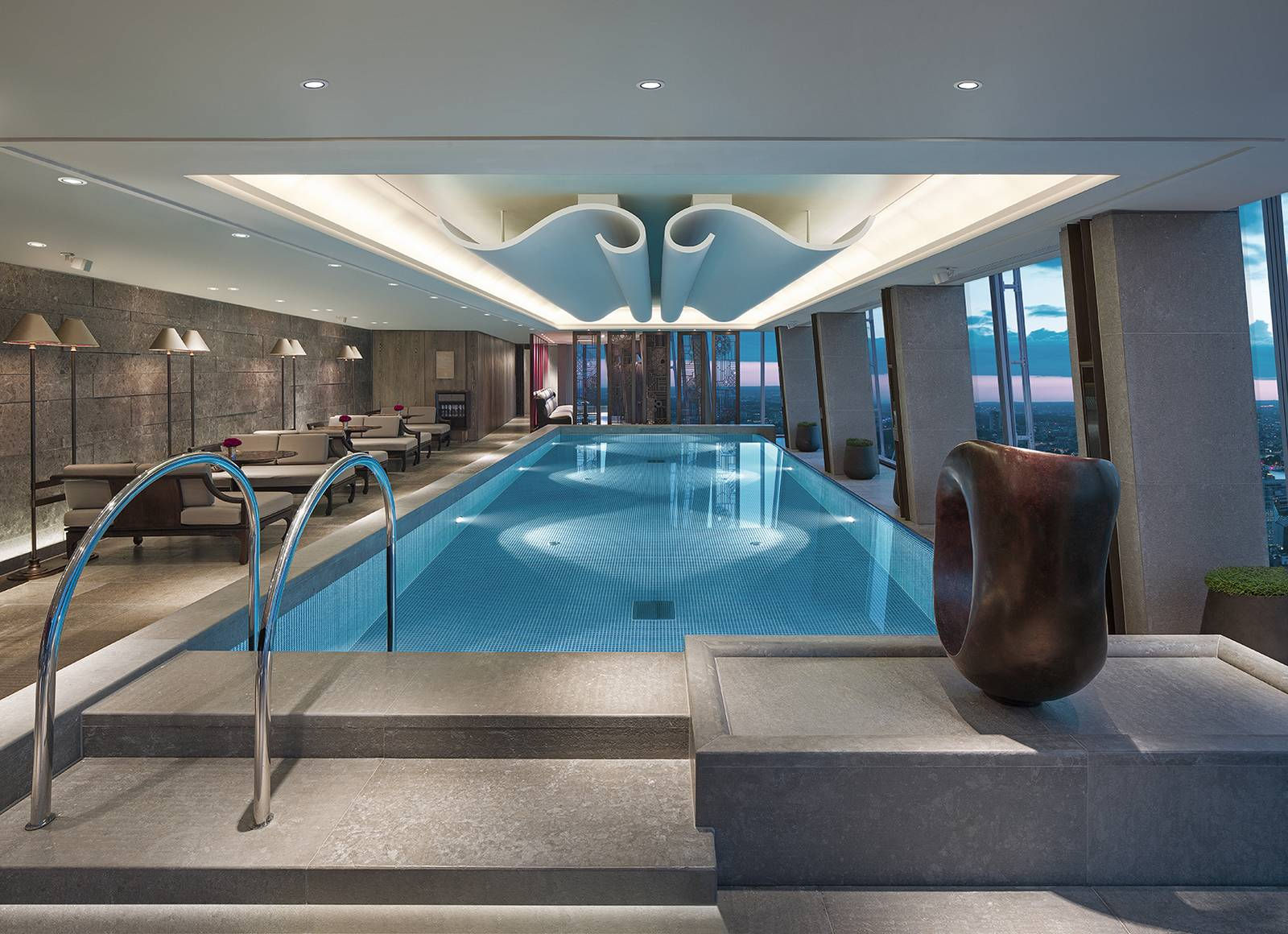 Shangri La The Shard Hotel Review