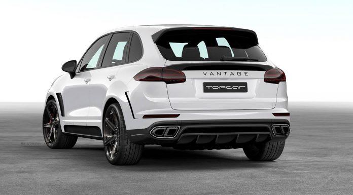 TopCar Updates Porsche Cayenne Vantage 2015