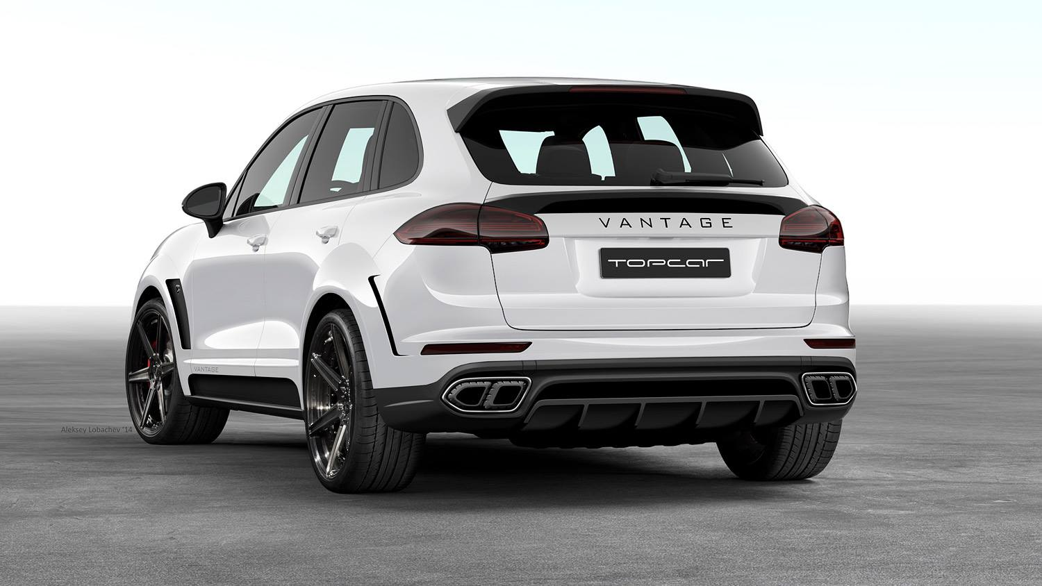 The New Porsche Cayenne 2014 Wallpaper Html Autos Weblog