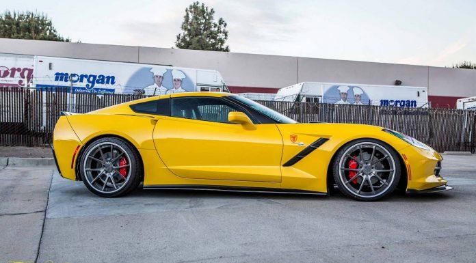 TruFiber's Carbon Corvette Stingray for SEMA 2014
