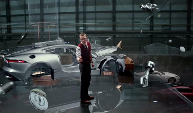 Jaguar Has Just Released A Brand New, Exceptionally British Commercial  Dubbed U0027British Intelu0027. The Clip Moves On From The Firmu0027s Recent Series Of  U0027British ...