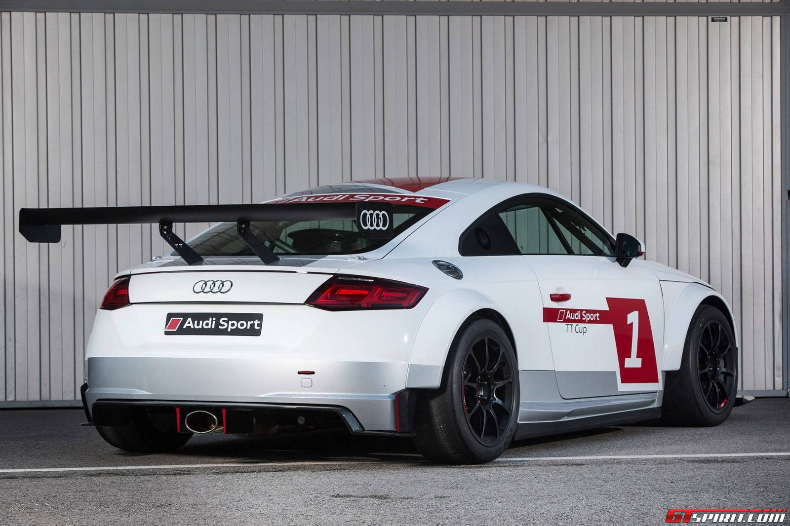 audi sport tt cup racing series launched for 2015 gtspirit. Black Bedroom Furniture Sets. Home Design Ideas