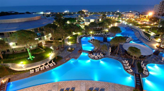 Calista Luxury Resort in Turkey