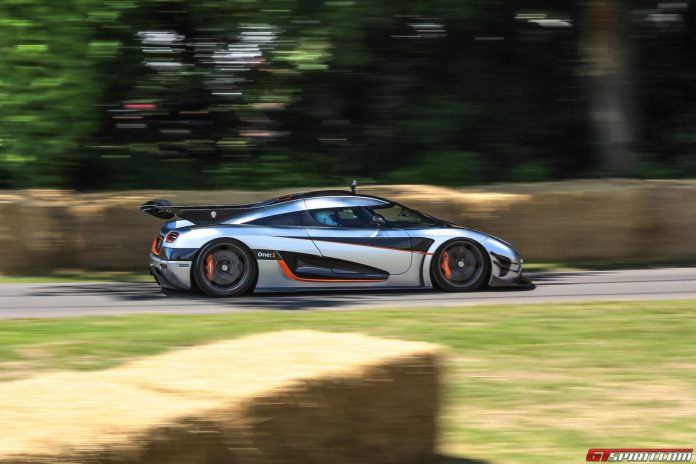 2015 Goodwood Festival of Speed and Revival Dates Announced