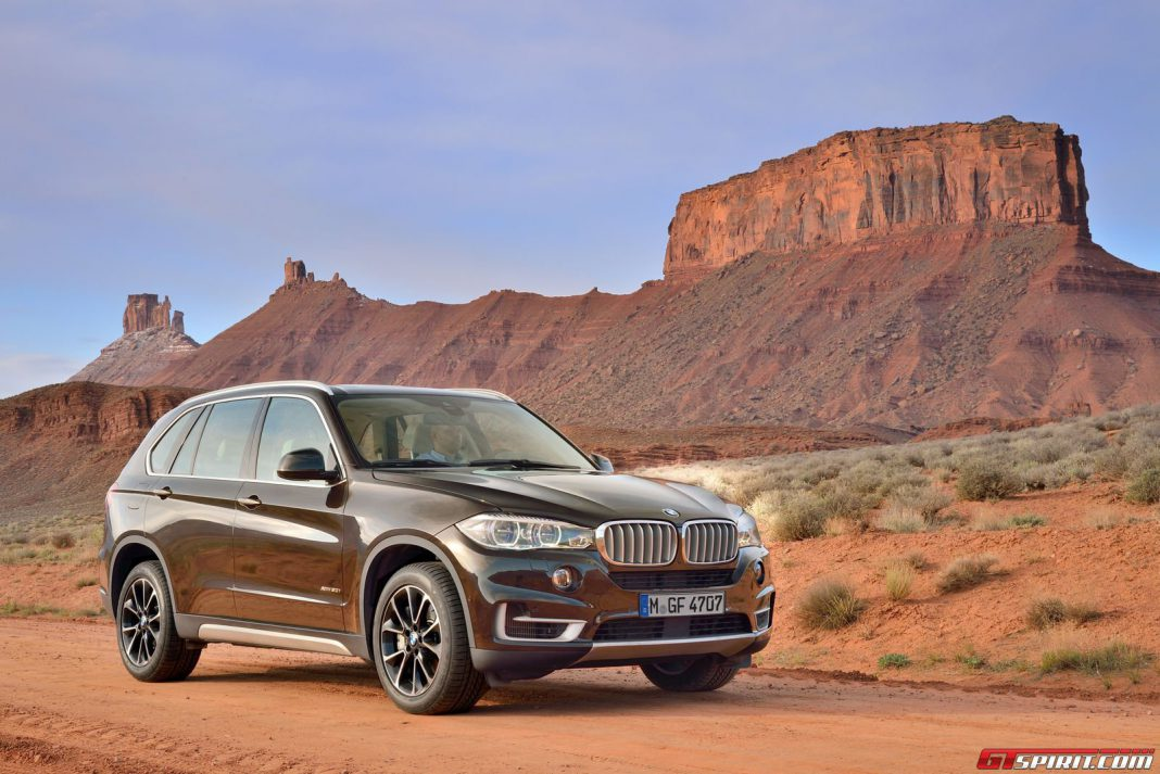 BMW Outsells Audi and Mercedes in September