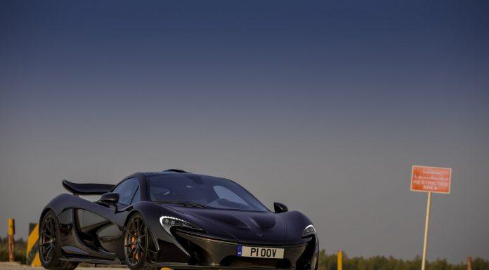 deadmau5 Buys a McLaren P1