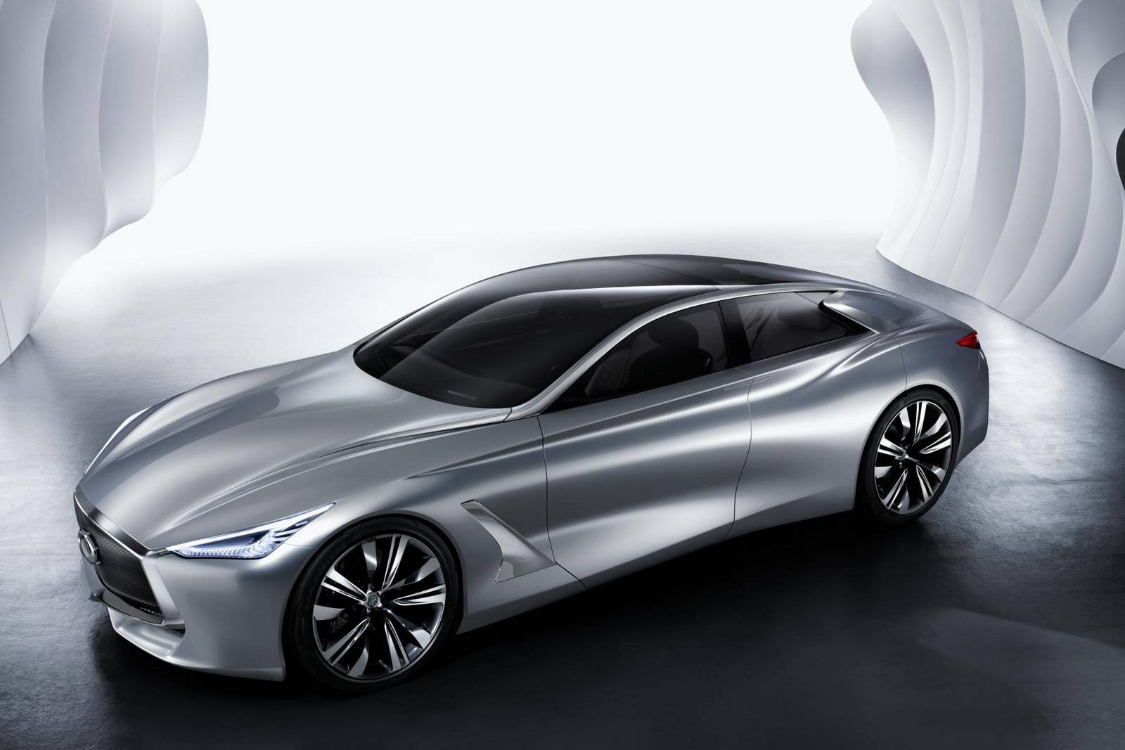 infiniti q80 heading to production gtspirit. Black Bedroom Furniture Sets. Home Design Ideas