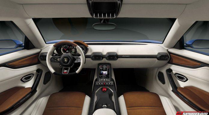 Lamborghini Asterion LPI910 4 Hybrid Coupe Concept