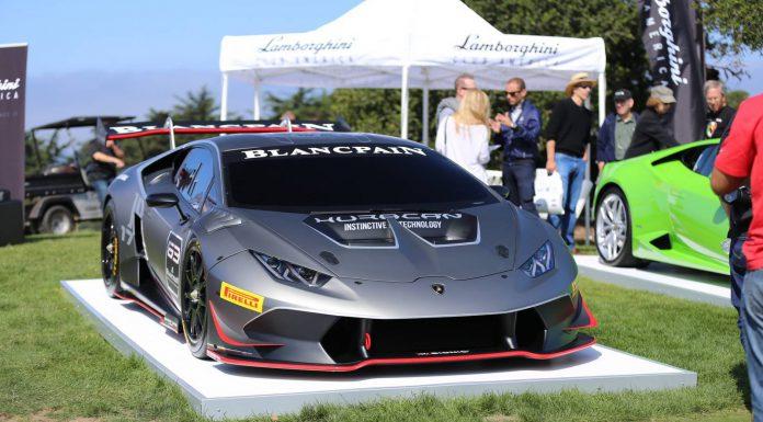 Lamborghini and IMSA Extend Partnership Through 2018