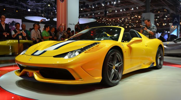 Fiat Finally Goes Separate Ways with Ferrari