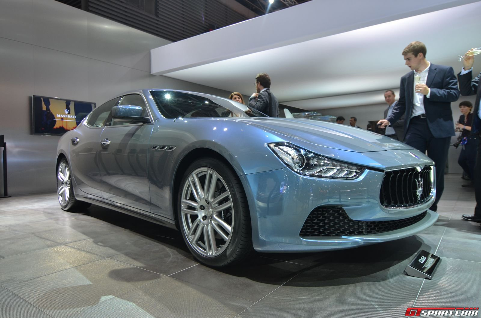 posts maserati ghibli - photo #33