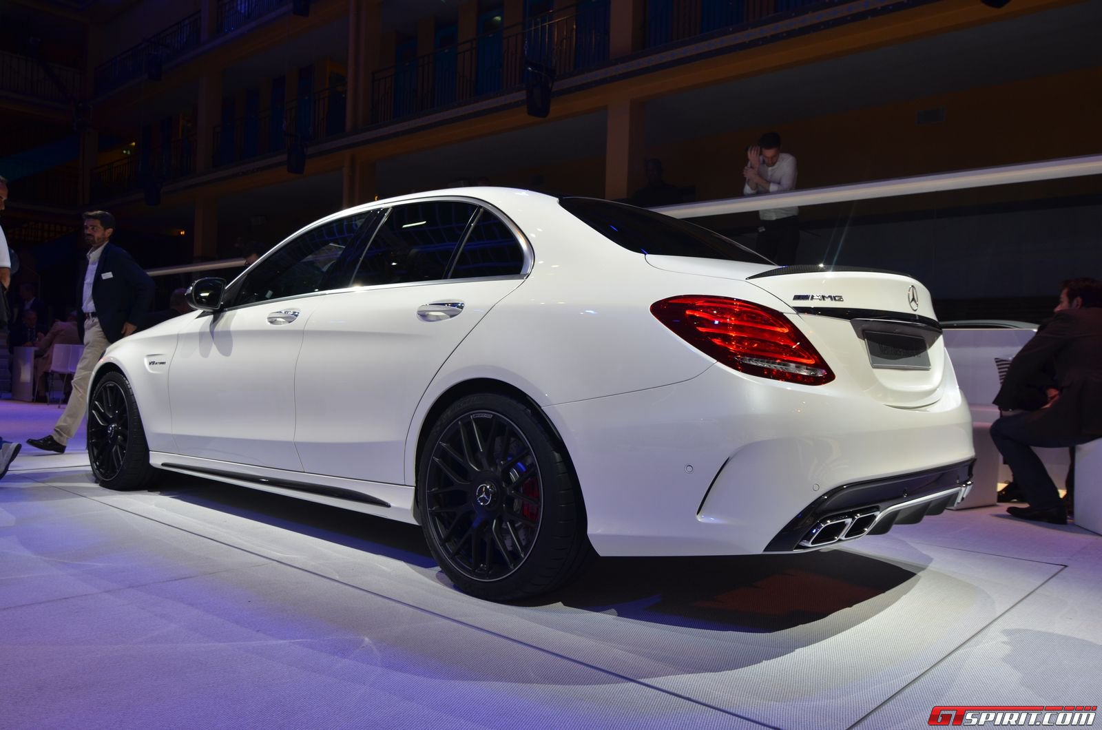 paris 2014 2015 mercedes amg c63 and c63 s gtspirit. Black Bedroom Furniture Sets. Home Design Ideas