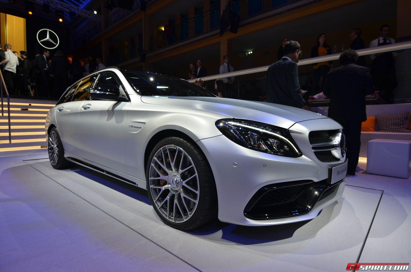 2015 M3 For Sale >> Paris 2014: 2015 Mercedes-AMG C63 and C63 S - GTspirit