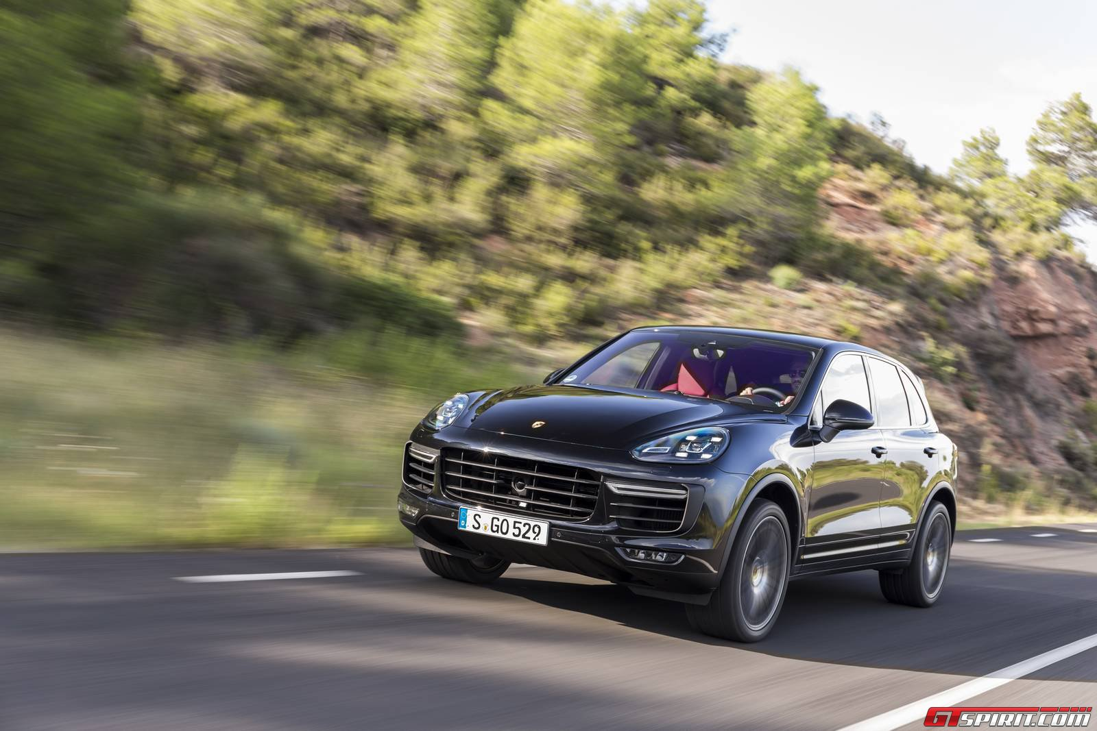 2015 Porsche Cayenne Facelift Review Gtspirit