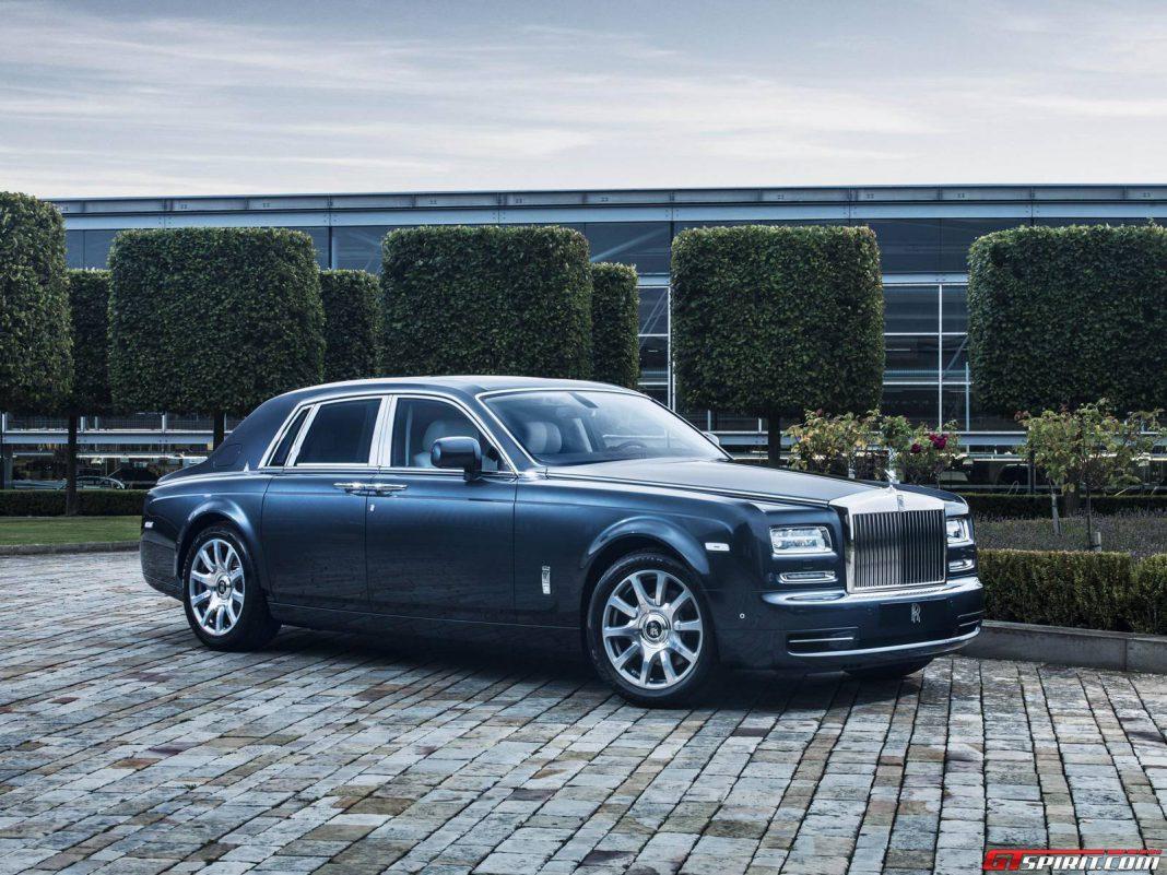 Official: Rolls-Royce Phantom Metropolitan Collection