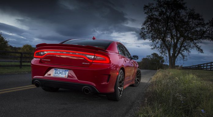 2015 TorRed Dodge Charger SRT Hellcat