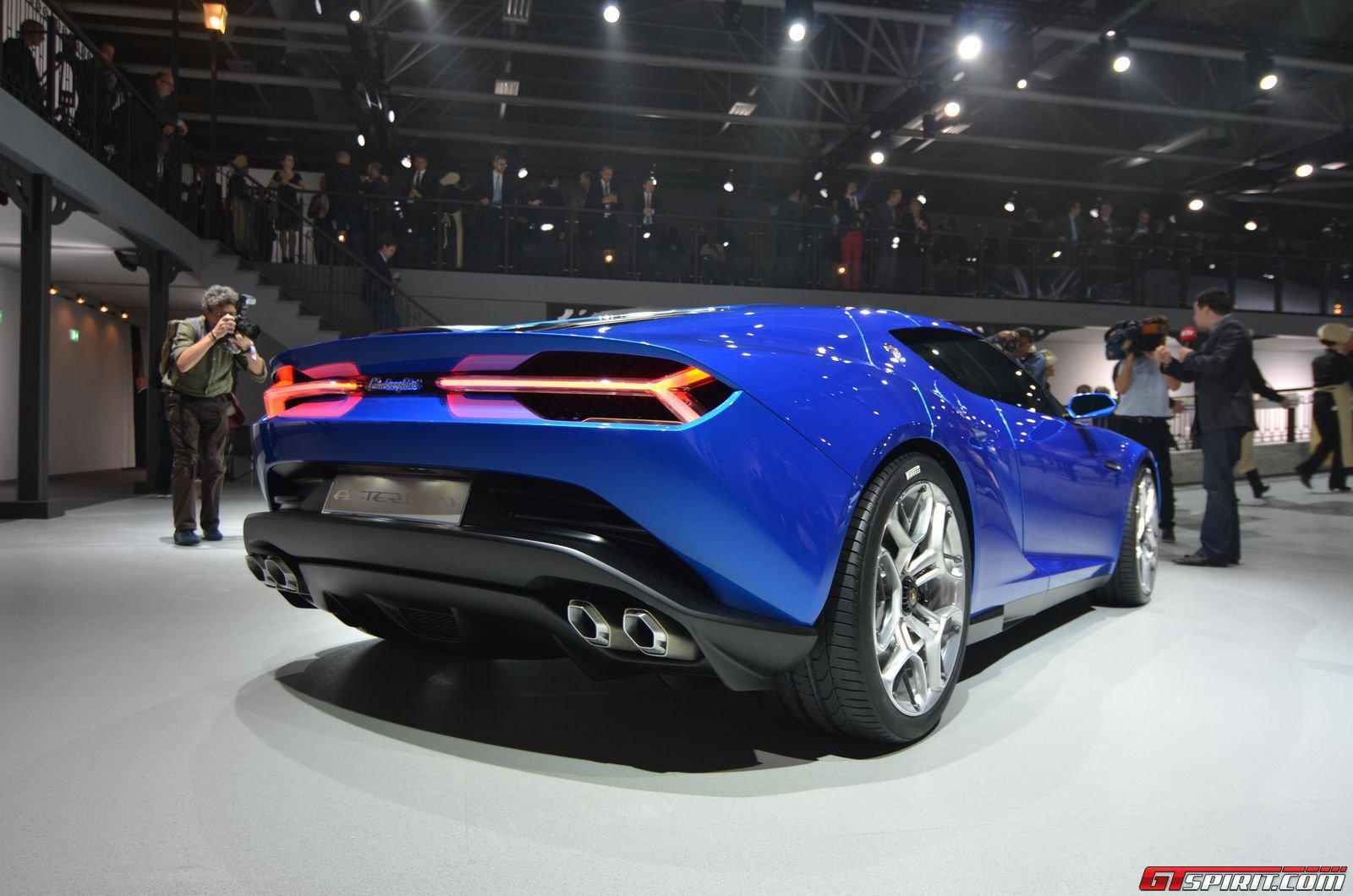Bac Mono For Sale >> Paris 2014: Lamborghini Asterion LPI910-4 Hybrid Coupe Concept - GTspirit