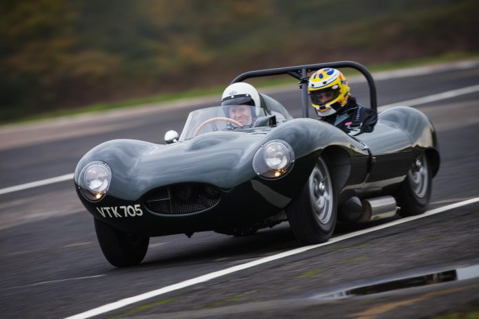 2015 Jaguar Heritage Challenge