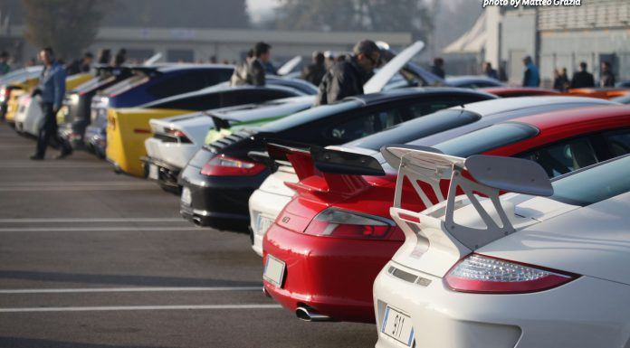 Gallery: 6 Wheels of Hope Event at Monza Racetrack