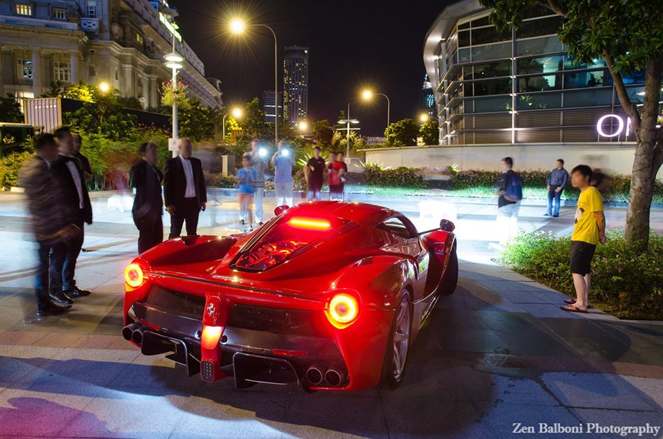 Ferrari LaFerrari Singapore
