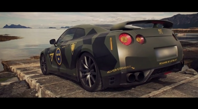 Graceful Nissan GT-R Film Proves Norway is a Safe Haven