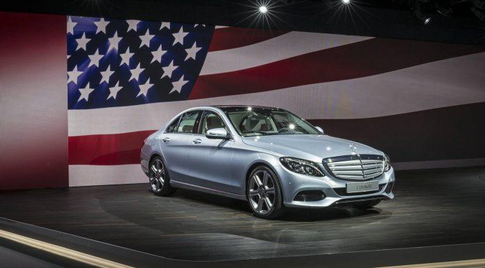 Mercedes Recalls 10,509 C-Class Models in US