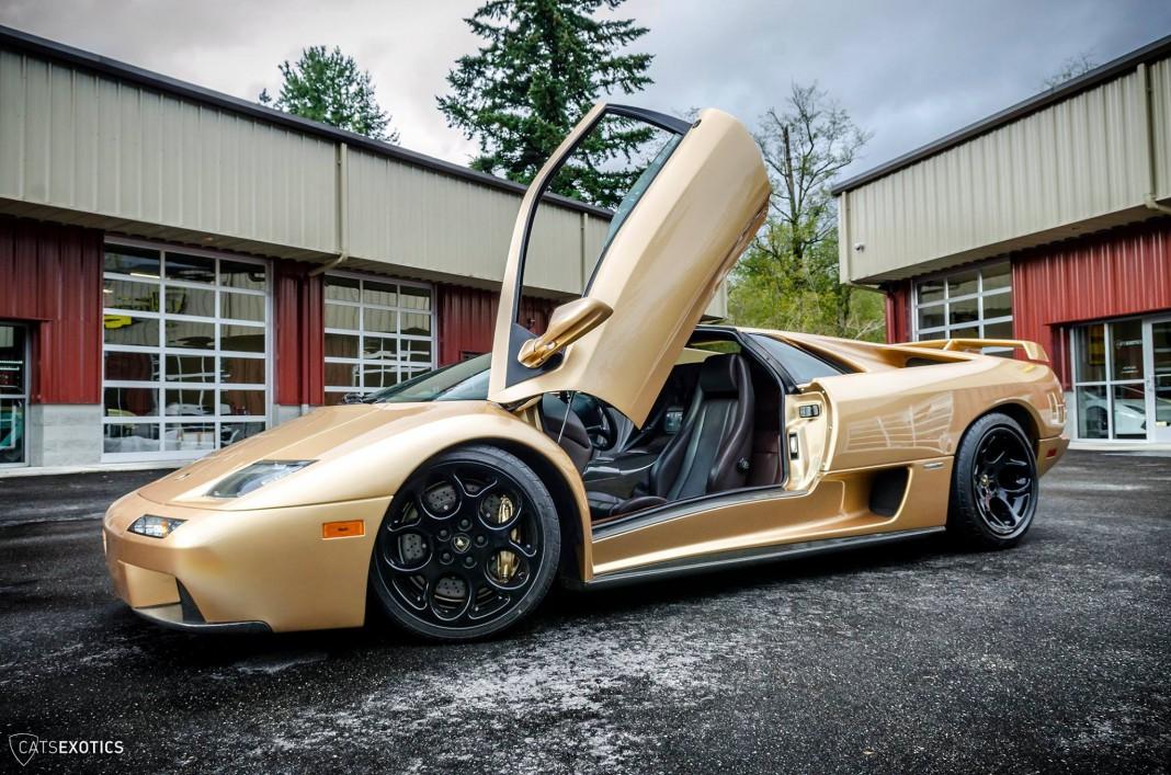 For Sale Rare 2001 Lamborghini Diablo 6 0 Se 12 Of 42