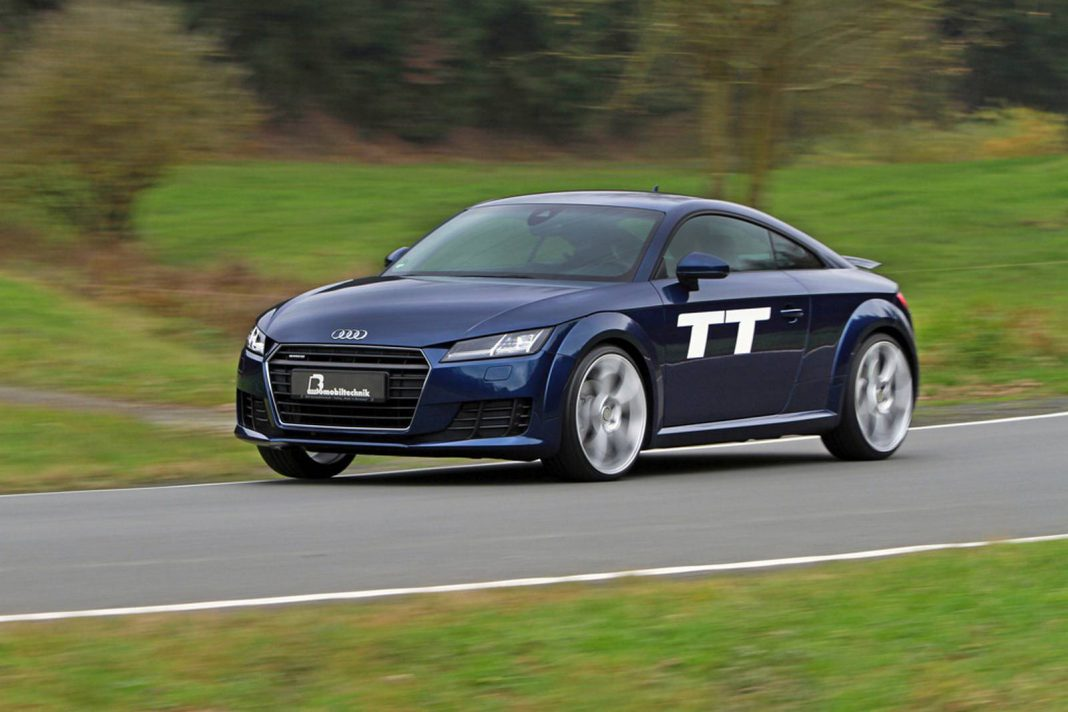 Official: 2015 Audi TT by B&B