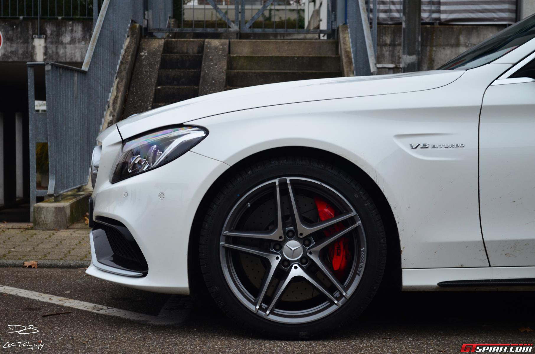 2015 Mercedes Amg C63 Estate On The Streets Gtspirit