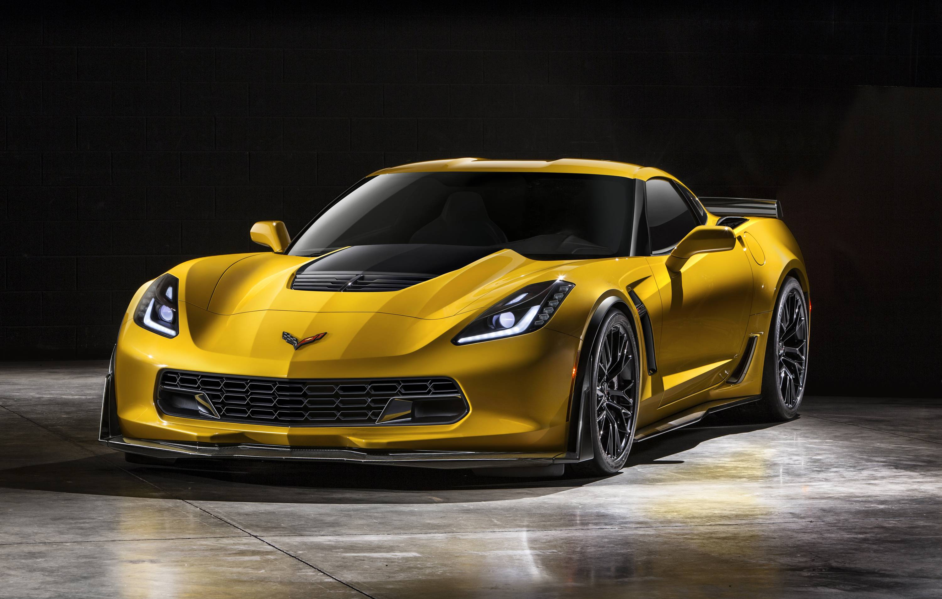 2015 Hennessey Corvette Z06 Hpe1000 Previewed Gtspirit