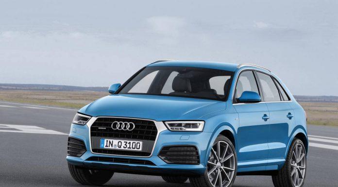 Official: 2015 Audi Q3