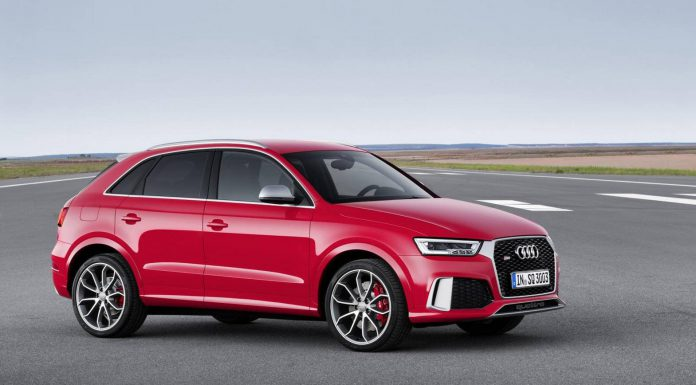 Official: 2015 Audi RS Q3