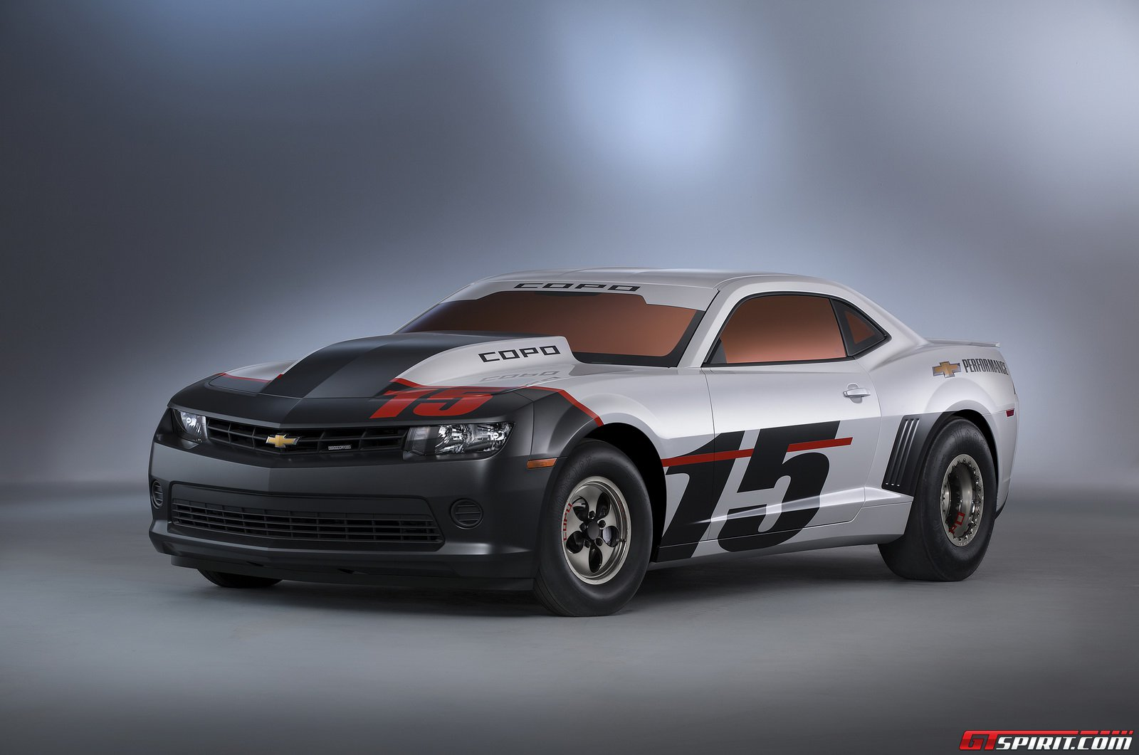 official 2015 chevrolet copo camaro gtspirit. Black Bedroom Furniture Sets. Home Design Ideas