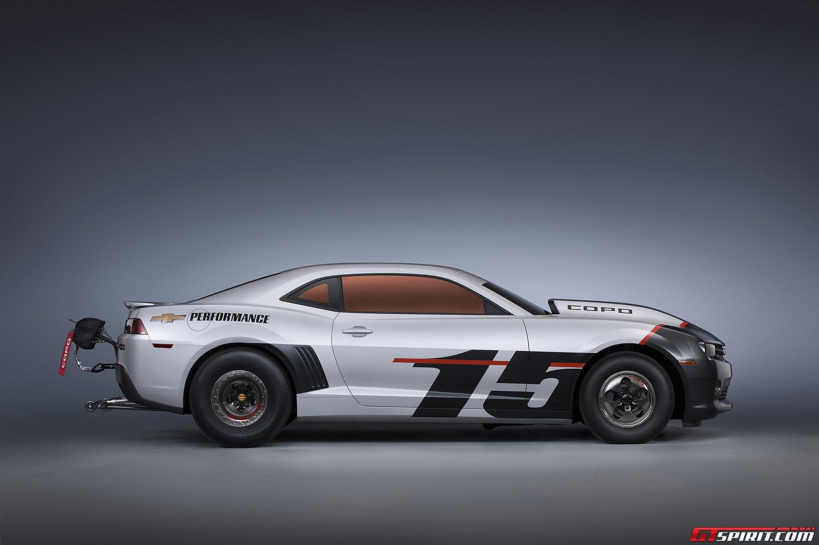 Official: 2015 Chevrolet COPO Camaro - GTspirit