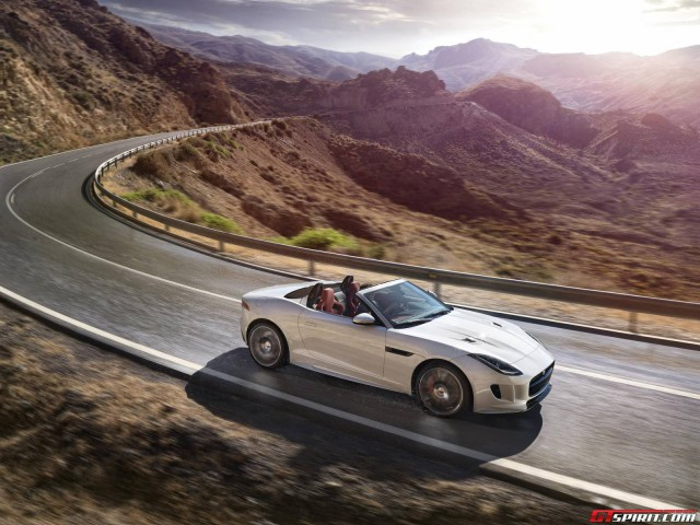 2016 Jaguar F-Type Manual and AWD Models