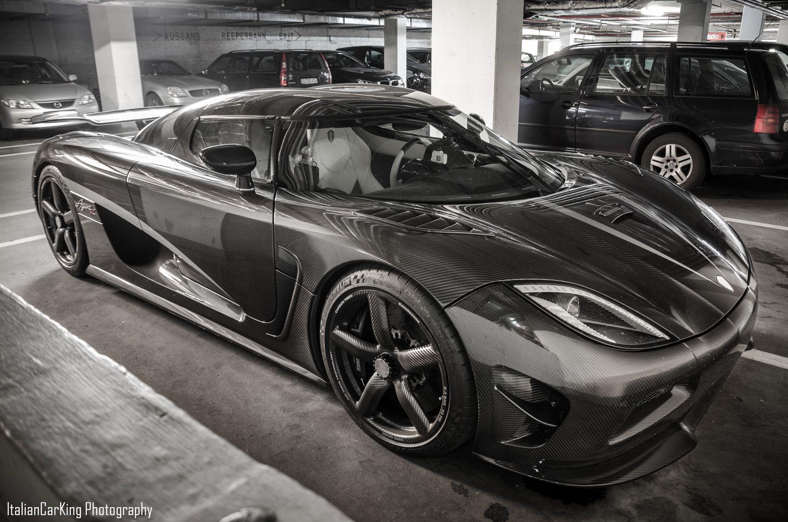 Gallery Koenigsegg Agera R And Porsche 918 Spyder In German Carpark Gtspirit