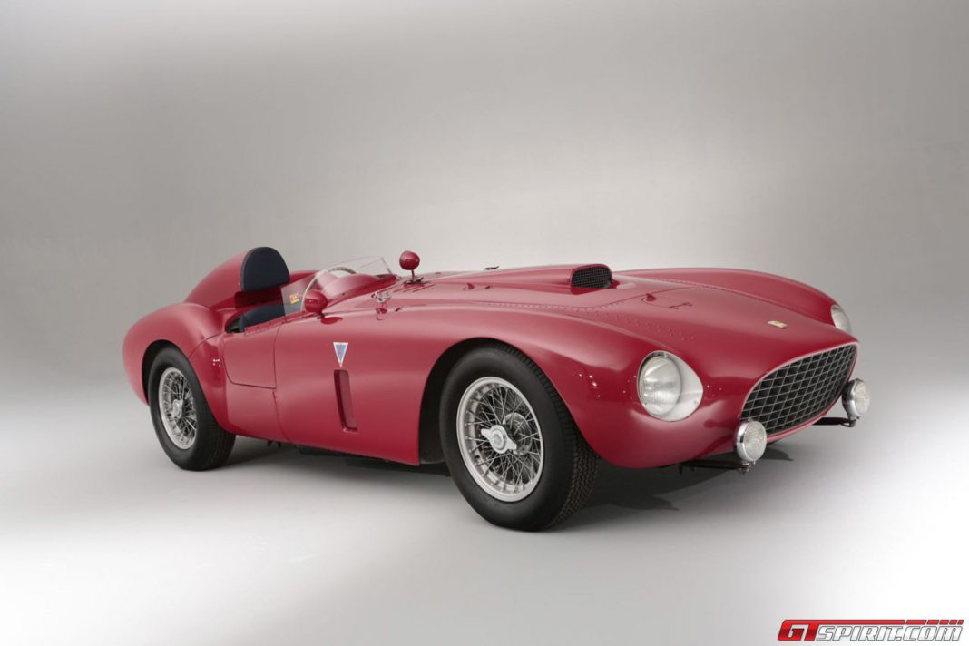 Ferrari 375 Plus Sold at Goodwood Causes Controversy