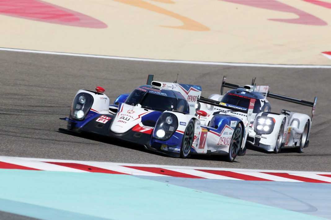 FIA WEC: Toyota Wins at 6 Hours of Bahrain and Claims Drivers' Title