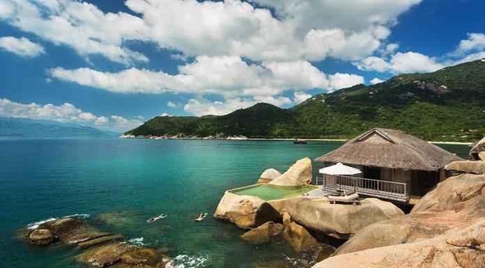 Six Senses Ninh Van Bay Resort in Vietnam