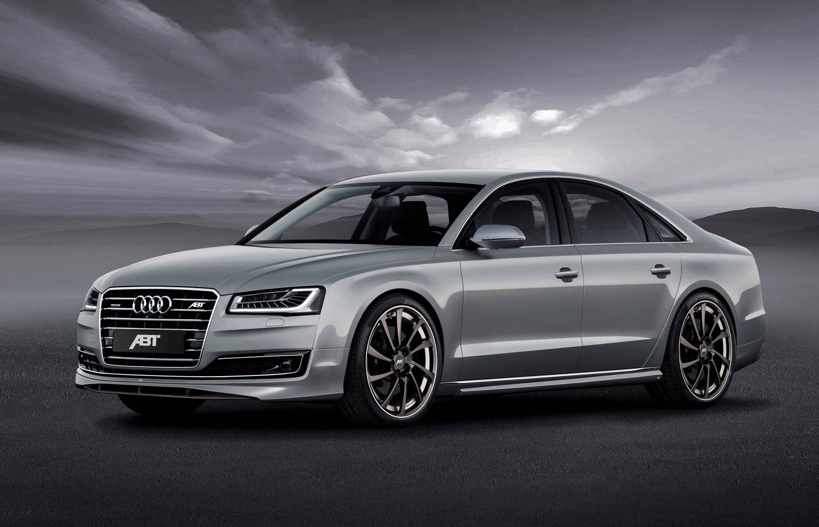Official 2015 Abt Audi A8 Gtspirit