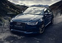 700hp Audi RS6 Avant by Vilner
