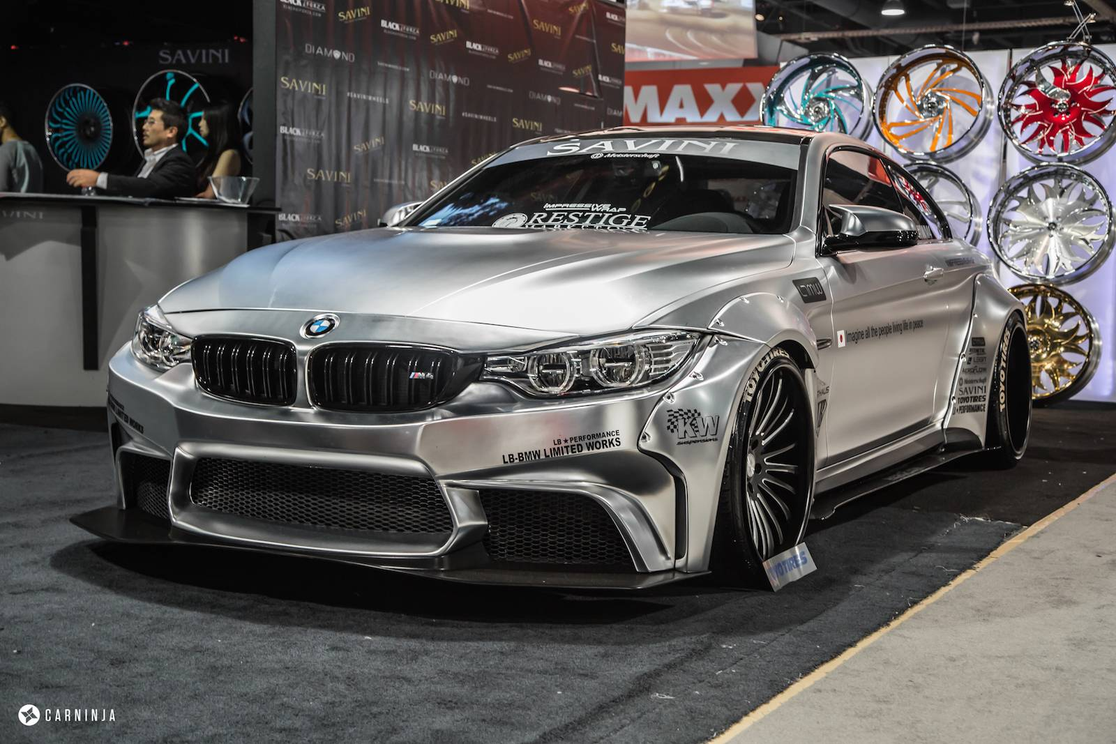 Gallery Best Of Bmw At Sema 2014 Autosportsart