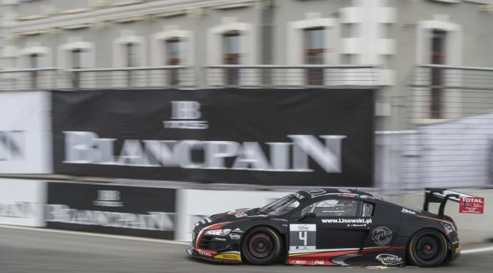 Blancpain GT Series: Baku World Challenge Season Finale
