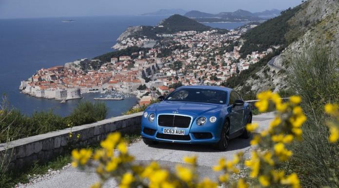 GTspirit Bentley Tour 2014 Part 1 Dubrovnik to Zagreb