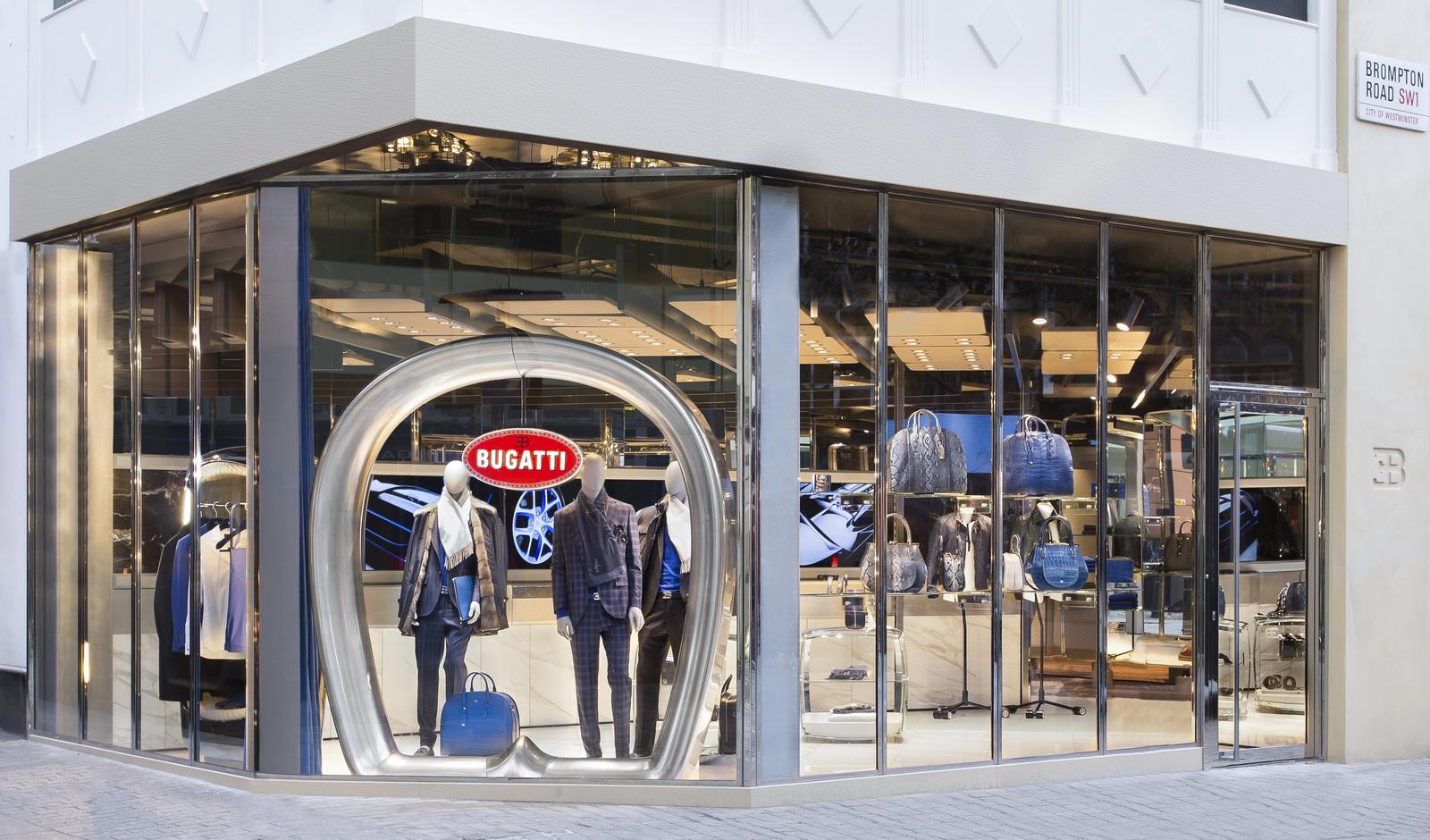 Bugatti Opens London Boutique