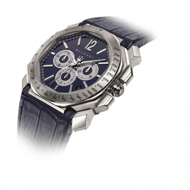 Bulgari Octo Maserati Limited Edition Watch