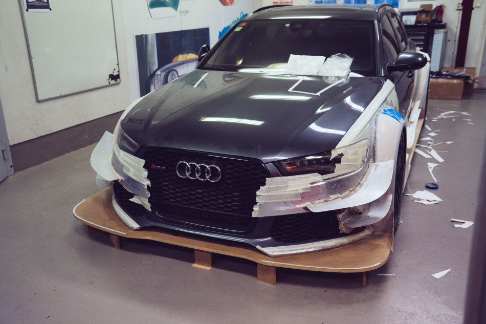 jon olsson gearing for new audi rs6 project with dtm looks. Black Bedroom Furniture Sets. Home Design Ideas