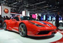 James May Ferrari 458 Speciale