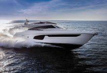 New Ferretti 650 Superyacht